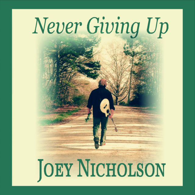 Never Giving Up CD